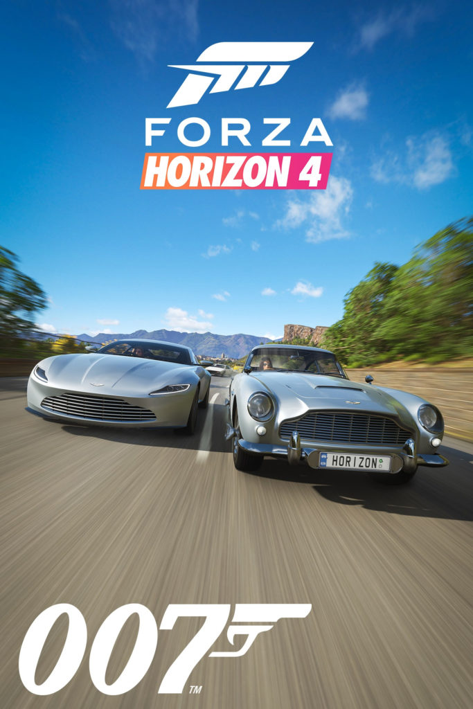 mon nom est horizon 4 forza horizon 4 xbox one. Black Bedroom Furniture Sets. Home Design Ideas