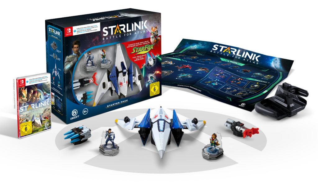 Starlink Switch version Starfox